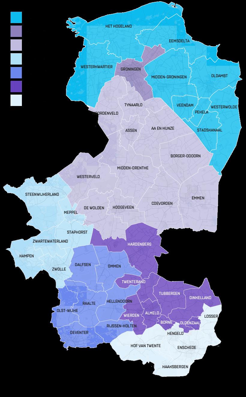 Clustergebieden
